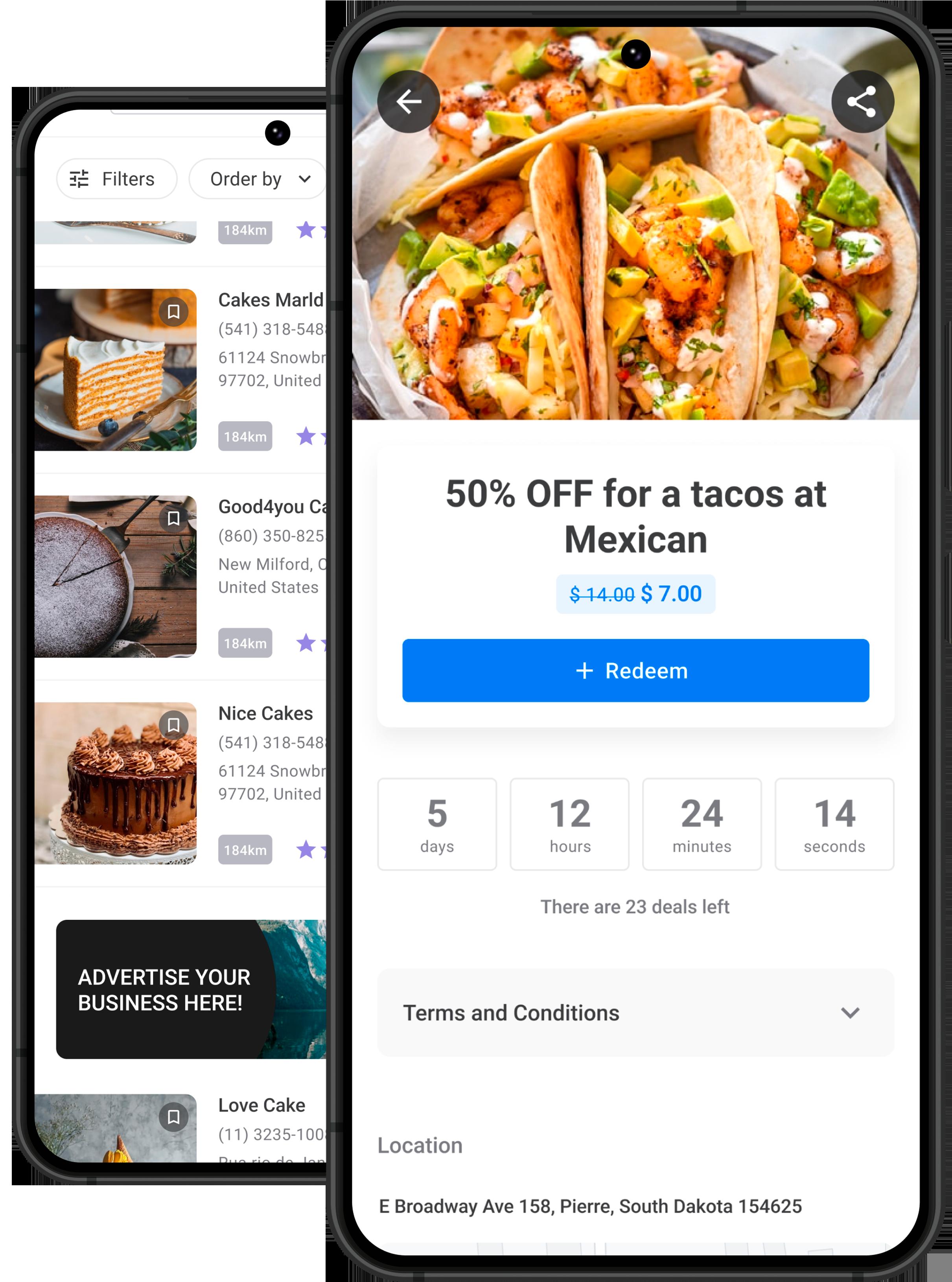 Construtor de Aplicativo Mobile eDirectory para Android