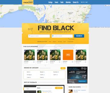 Find Black - Cliente em Destaque do eDirectory