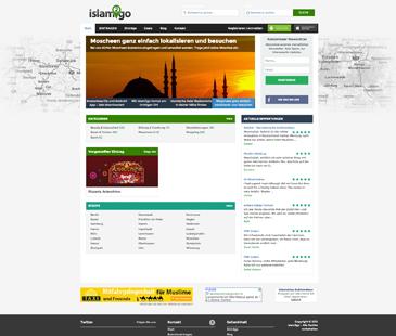 Islam to Go - Cliente em Destaque do eDirectory