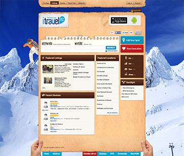 iTravelNZ - Cliente em Destaque do eDirectory
