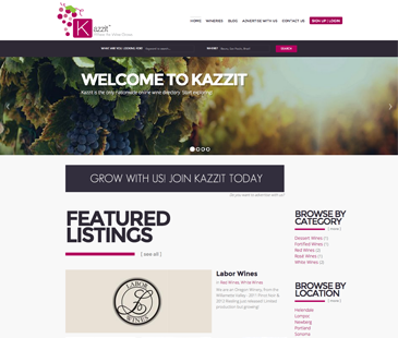 Kazzit - Cliente em Destaque do eDirectory