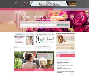 WedAZ - Cliente em Destaque do eDirectory