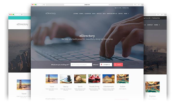 eDirectory - Multi Gestão do Site